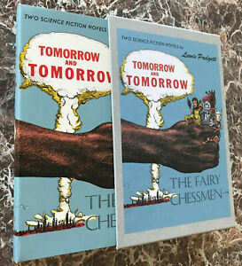 Tomorrow and Tomorrow~ L. Padgett~Facsimile of 1951 First Edition Sci-Fi Classic