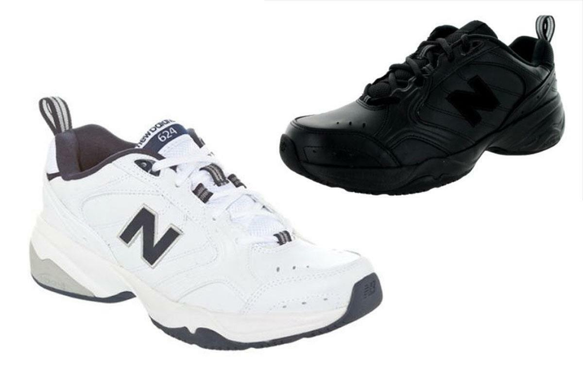 NEW BALANCE Cross Training Sneakers for Men  Medium, Wide-2E & Extra Wide 4E