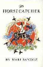 The Horsecatcher by Mari Sandoz (1986, Paperback)