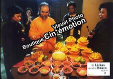 8 Photos Cinéma 21x29.5cm (2001) ET LÀ-BAS QUELLE HEURE EST-IL? Kang-sheng Lee