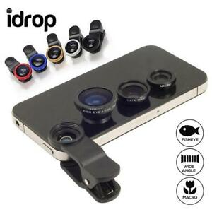 idrop-Universal-Clip-3in1-Lens-Photolens-For-Camera-amp-Mobile-Phone