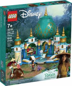 LEGO-Disney-43181-Raya-und-der-Herz-Palast-Heart-Palace-N3-21-VORVERKAUF