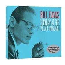 Bill Evans Sunday At The Village Vanguard/Explorations 2-CD NEW SEALED Jazz