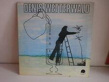DENIS WETTERWALD Le cameleon ... ESC 327