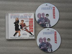 FILM-DVD-DIVX-VIDEO-FREAKY-FRIDAY-JAMIE-LEE-CURTIS-LINDSAY-LOHAN-Movie-de