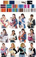 Amazonas Babytragetuch Baby Tragetuch Carry Sling verschiedene Farben und Längen
