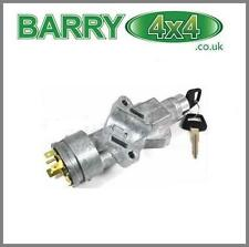 Defender 2.5d / 2td Ignition Switch Barrel Lock & Keys 90 110 Barry4x4 QRF100870