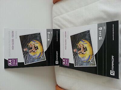 Mirror Premium Plus Photo Paper High Glos 130 GSM