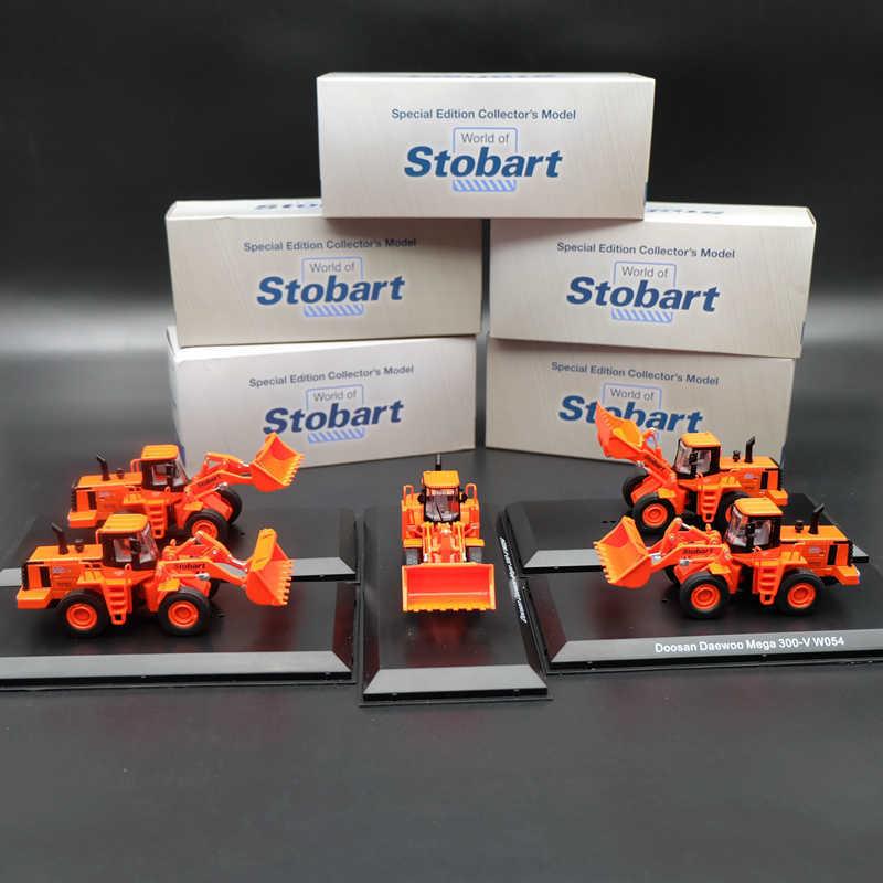 Envío rápido y el mejor servicio 5 piezas Atlas 1 76 escala Eddie Stobart Cocheril Cocheril Cocheril Doosan Daewoo Mega 300 V W054 Diecast  Nuevos productos de artículos novedosos.