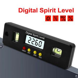 150mm-4-90-Mini-Calibrador-de-Inclinometro-de-Nivel-Magnetico-Digital