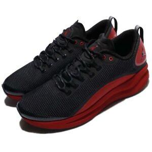 36395a71f22ba0 Air Jordan Zoom Tenacity   AH8111 001 Black   Red Men SZ 7.5 - 13