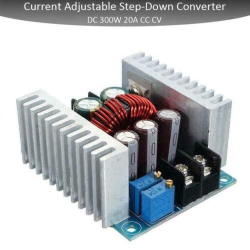 DC DC Aufwärtswandler Konstantstrom Mobiles Netzteil 10A Treiber LED 250W N5W6
