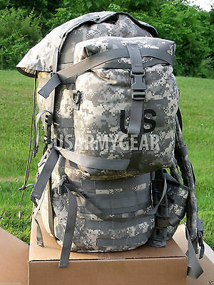 NEW Set of 2 Us Army Acu Sustainment Pouch for Molle ll Rucksack Main Back Pack