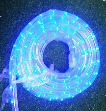 Neo-Neon Duralight 6 Metre LED Ultra Blue 216 LEDS Indoor / Outdoor Rope Lights