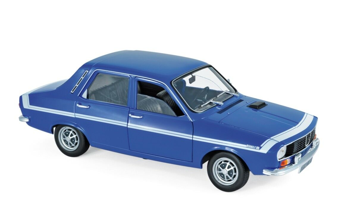 Norev Renault 12 Gordini 1971  1 18 bleu   blanc  achats en ligne et magasin de mode