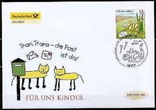 BRD 2006: Kinder! Post-FDC der Nr 2557 mit Berliner Ersttags-Sonderstempel! 1701