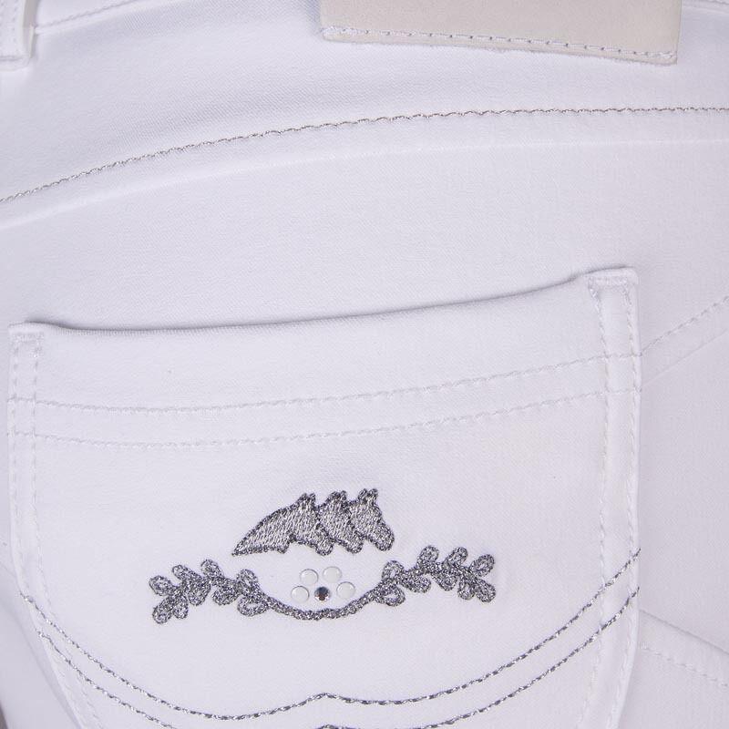 Equiline Nora Calzones blancoo 40 (tamaño 8)