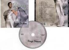 "DIONNE WARWICK ""Sings Dionne"" (CD) 2003"