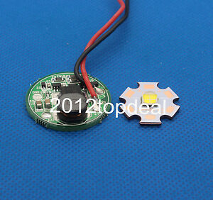 Cree XLamp XHP50 Cool White LED 6V 4.8A + Dimming Led ...