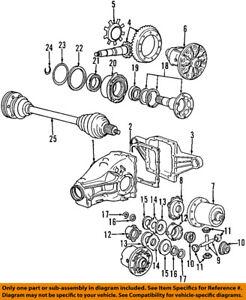 Marvelous Bmw Oem 96 99 328Is Rear Differential Clutch Disc 33139065735 Ebay Wiring Digital Resources Caliashwinbiharinl