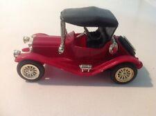 "Vintage CRAGSTAN 1911 MAXWELL ROADSTER GYRO MOTOR CAR 2 1/2""X 4 1/4""L  ~**VGC**~"