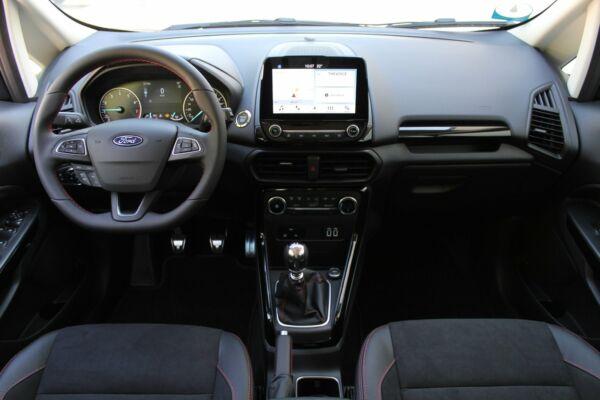 Ford EcoSport 1,0 SCTi 140 ST-Line Black - billede 5