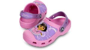3536b0bf8b60a Image is loading Dora-Crocs-Creative-Crocs-Ballet-Dora-Kids-Clog