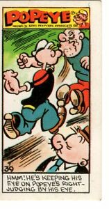 BUBBLEGUM-SWEET-CIGARETTE-CARD-POPEYE-PRIMROSE-CONFECTIONERY-NUMBER-39