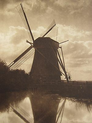 - 1933 - Netherlands - old photobook with 256 photogravures photos