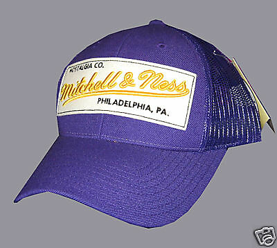 Sport Kompetent Big Mitchell & Ness Branded Snapback Cap Brother Hood Auswahlmaterialien Baseball & Softball