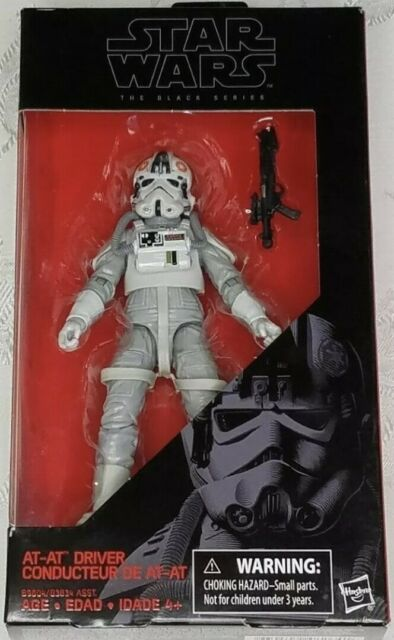 Star Wars The Black Series AT-AT DRIVER Action Figure 6-INCH