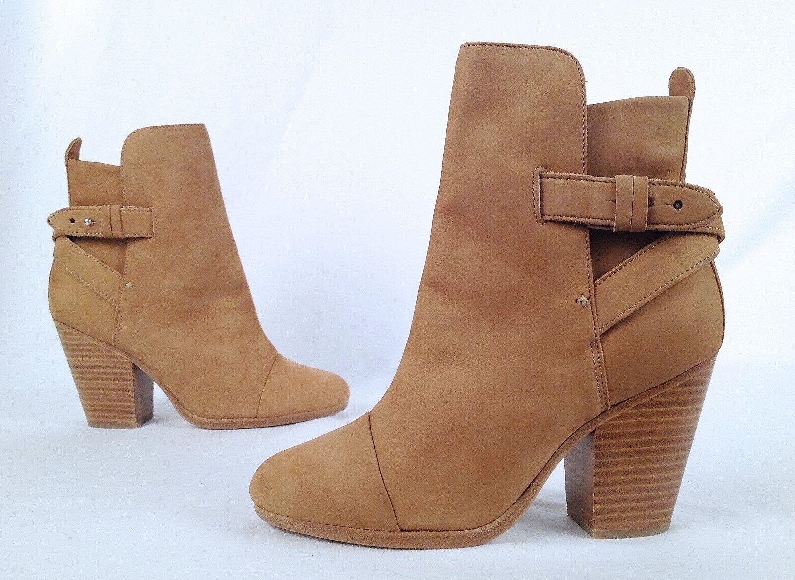 NEW   rag & bone 'Kinsey' Bootie- Camel- Size 5.5 US  36 EU  (P33)