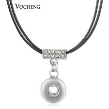 Pearl Necklace Vocheng Snap Jewelry Petite 12mm Pendant NN-547