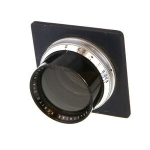 Vintage-Wollensak-8-3-4inch-f-4-Verito-Diffused-Focus-Barrel-Lens-UG