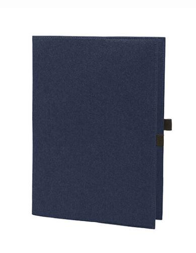 Filz Hülle Eco für DIN A4 Notizbücher Notizbücher Hülle