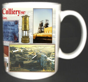 BIRCH-COPPICE-COLLIERY-COAL-MINE-MUG-LIMITED-EDITION-GIFT-MINERS-WARWICKSHIRE