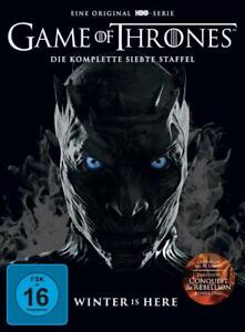 Game of Thrones: Die komplette 7. Staffel [5 DVDs] (2017)