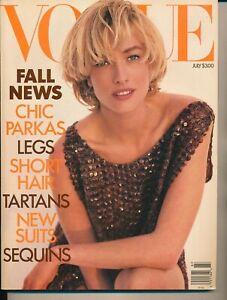 VOGUE-July-1989-Fashion-Magazine-TATJANA-PATITZ-Cover-by-PETER-LINDBERGH-VF