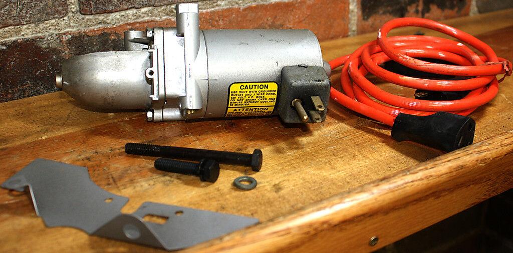 Briggs & Stratton   390922 Arranque Eléctrico Kit - 110v 942 Gear Tipo Completa, núms.