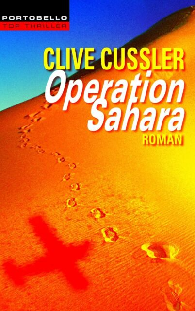 Clive Cussler - Operation Sahara: Roman /4