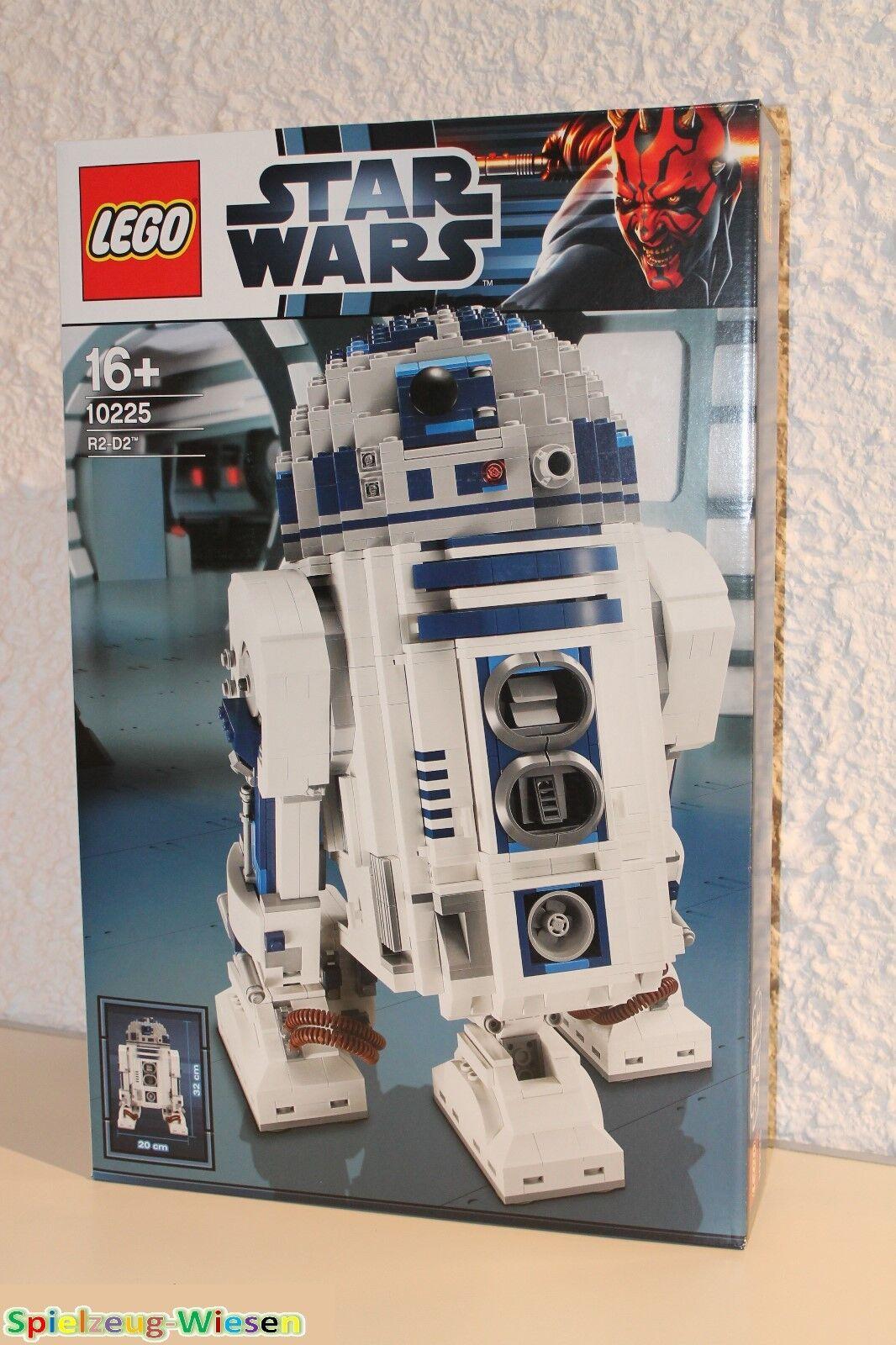 LEGO ® Star Wars ™ 10225 r2-d2 ™ - NOUVEAU & NEUF dans sa boîte -