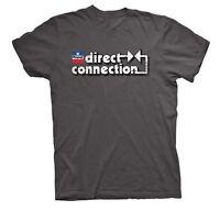 Mopar Direct Connection Men's Charcoal Tee Shirt