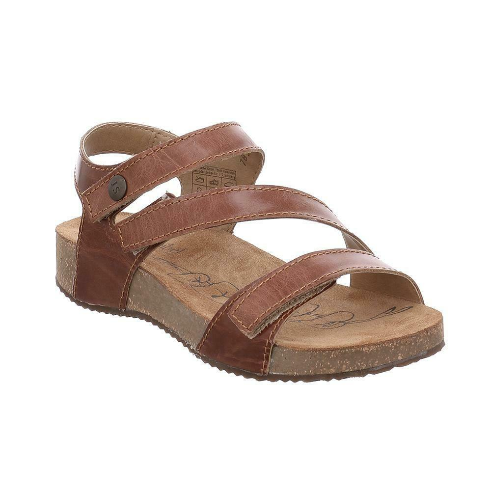 Josef Seibel Tonga 25 Camel damen Casual Stylish Open Toe Sandals