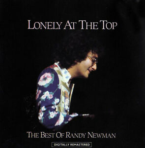 RANDY-NEWMAN-LONELY-AT-THE-TOP-The-Best-Of-Original-CD-1987-like-new