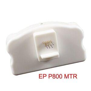 Inchiostro di Manutenzione Serbatoio CHIP RESETTER Epson SureColor P800 Reset rifiuti serbatoio XZC