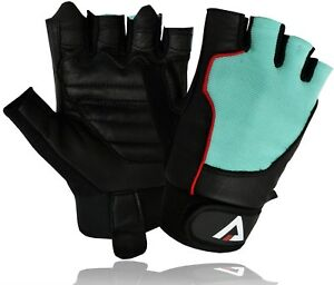 TOP QUALITY LEATHER WEIGHT LIFTING CUT FINGER GLOVES CYCLING GYM TRAINING - London, London, United Kingdom - TOP QUALITY LEATHER WEIGHT LIFTING CUT FINGER GLOVES CYCLING GYM TRAINING - London, London, United Kingdom