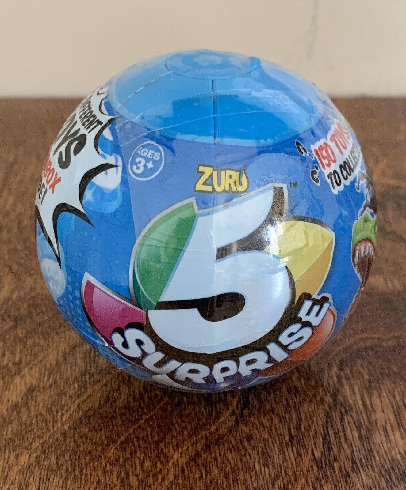 ZURU 5 SURPRISE Collectible Toy Boys Series Lot 3