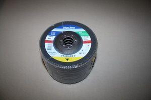 Fächerschleifscheiben SIA Blue Line INOX+Stahl Winkelschleifer 125mm Körnung 80 - Deutschland - Fächerschleifscheiben SIA Blue Line INOX+Stahl Winkelschleifer 125mm Körnung 80 - Deutschland