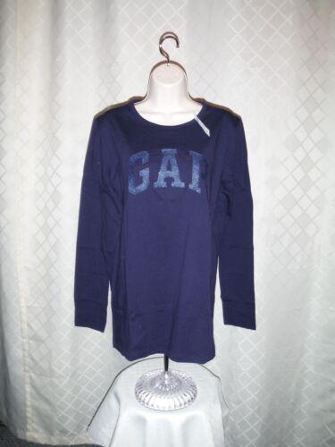 Long Sleeve Crewneck Logo Gap T-Shirts XXL,XL,100/% cotton Some Color NWT
