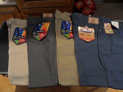 4 Topeka Jeans Pantalon Topeka Size 46x30 Colors Sand Army Indigo And Grey Ebay
